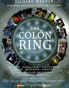 【送料無料】Wagner/Shore/Teatro Colon Orch/Paternostro / Colon Ring: Der Ring Des Nibelungen In 7 Hours (輸入盤ブルーレイ)