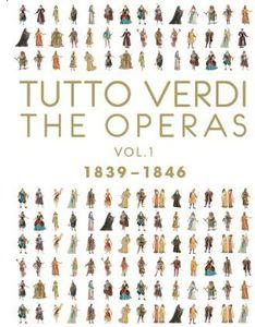 【輸入盤ブルーレイ】Verdi/Pentcheva/Sartori/Parodi/Sassu / Tutto Verdi Operas 1 (1839 - 1846) (9PC)/(Box)
