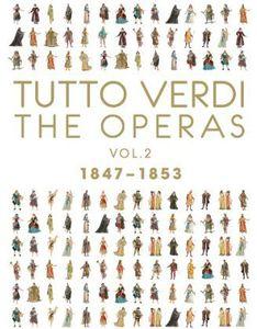 【輸入盤ブルーレイ】Verdi/Nucci/Iori/Valayre/Iuliano / Tutto Verdi Operas 2 (1847 - 1853) (9PC)/(Box)