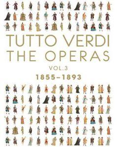 【輸入盤ブルーレイ】Verdi/Nucci/Armiliato/Prestia/Dessi / Tutto Verdi Operas 3 (1855 - 1893) (8PC)/(Box)
