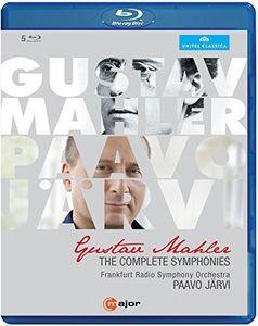 【送料無料】Mahler/Tilling/Frankfurt Radio Symphony Orch / Complete Symphonies Nos. 1-10 (5PC) / (Box)(輸入盤ブルーレイ)