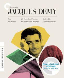 【送料無料】Criterion Collection: The Essential Jacques Demy (w/DVD)(輸入盤ブルーレイ)