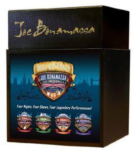 【送料無料】Joe Bonamassa / Tour De Force: Live In London (4PC)/(Box)(輸入盤ブルーレイ)