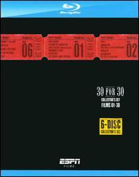 【送料無料】ESPN Films 30 For 30【2011/11/22】(輸入盤ブルーレイ)