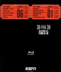 【送料無料】ESPN 30 For 30 Collector's Set(輸入盤ブルーレイ)