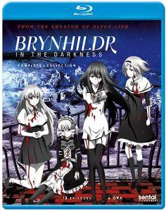 【送料無料】BRYNHILDR IN THE DARKNESS (2枚組)(アニメ輸入盤ブルーレイ)(極黒のブリュンヒルデ)