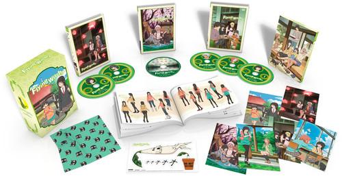【送料無料】FLYING WITCH: PREMIUM BOX SET (6PC) (W/CD) (W/DVD) (アニメ輸入盤ブルーレイ)【B2017/10/24発売】