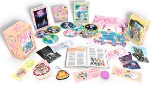 【送料無料】MY LOVE STORY (8PC) (W/DVD) (アニメ輸入盤ブルーレイ)【B2017/4/25発売】