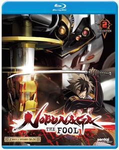 【送料無料】NOBUNAGA THE FOOL COLLECTION 2 (2枚組)(アニメ輸入盤ブルーレイ)(ノブナガ・ザ・フール)