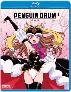 【送料無料】PENGUIN DRUM COLLECTION 1 (2枚組)(アニメ輸入盤ブルーレイ)(輪るピングドラム)