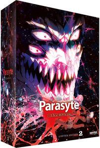 【送料無料】PARASYTE - MAXIM 2 PREMIUM BOX SET (6PC) (W/CD) (アニメ輸入盤ブルーレイ)【B2016/7/5発売】