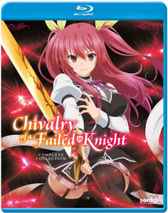 CHIVALRY OF A FAILED KNIGHT (2PC) (animation import board Blu-ray)