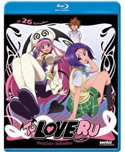 【送料無料】TO LOVE RU: SEASON 1 (2枚組)(アニメ輸入盤ブルーレイ)(To LOVEる -とらぶる-)