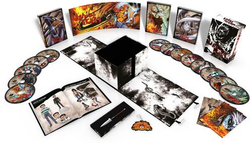 【送料無料】USHIO & TORA - PREMIUM BOX SET (13PC) (W/DVD) (アニメ輸入盤ブルーレイ)【B2017/8/29発売】