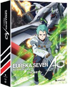 【送料無料】EUREKA SEVEN AO: PART 1 (4枚組) (W/DVD)(LTD)(アニメ輸入盤ブルーレイ)(エウレカセブンAO)