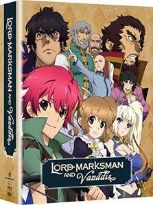 【輸入盤ブルーレイ】【送料無料】Lord Marksman & Vanadis: Complete Series【2016/2/9】(アニメ) (魔弾の王と戦姫)