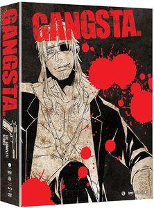【送料無料】GANGSTA: THE COMPLETE SERIES (4PC) (W/DVD) (アニメ輸入盤ブルーレイ)【B2017/5/16発売】