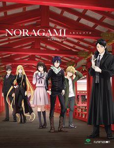 【送料無料】NORAGAMI ARAGOTO: SEASON TWO (4PC) (W/DVD) (Limited Edition) (アニメ輸入盤ブルーレイ)【B2017/2/21発売】