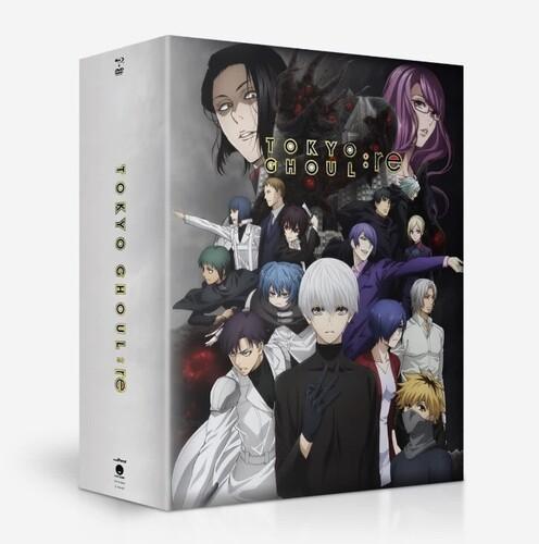 【輸入盤ブルーレイ】【送料無料】TOKYO GHOUL:RE - PART 2 (2PC) (W/DVD) 【BM2019/10/8発売】