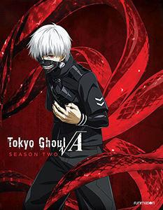 【送料無料】TOKYO GHOUL VA - SEASON TWO (4枚組) (W/DVD)【B2016/5/24】(アニメ輸入盤ブルーレイ)
