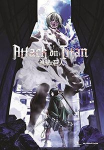 【送料無料】ATTACK ON TITAN - PART 2 (2枚組) (W/DVD)(LTD)(アニメ輸入盤ブルーレイ)(進撃の巨人)