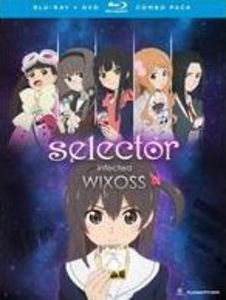 【送料無料】SELECTOR INFECTED WIXOSS: COMPLETE SERIES (4枚組)(アニメ輸入盤ブルーレイ)(セレクター インフェクテッド ウィクロス)