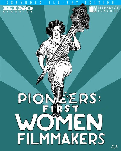 【送料無料】Pioneers: First Women Filmmakers (Silent Movie)(輸入盤ブルーレイ) 【★】