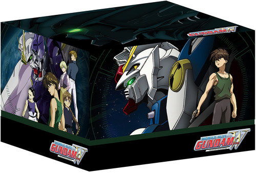 【送料無料】MOBILE SUIT GUNDAM WING COLLECTOR'S ULTRA EDITION (アニメ輸入盤ブルーレイ)【B2017/12/5発売】