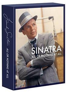 【送料無料】【1】FRANK SINATRA / ALL OR NOTHING AT ALL (W/CD) (DELUXE EDITION) (輸入盤DVD) (フランク・シナトラ)