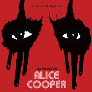 【送料無料】【1】ALICE COOPER / SUPER DUPER ALICE COOPER (LIMITED EDITION) (W / BLU-RAY + CD) (輸入盤DVD) (アリス・クーパー)