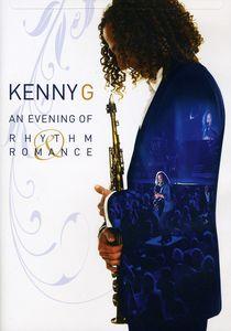 ただ今クーポン発行中です 輸入盤DVD 0 価格交渉OK送料無料 KENNY G AN ROMANCE ケニーG 登場大人気アイテム RHYTHM OF EVENING