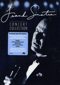 【送料無料】【1】FRANK SINATRA / FRANK SINATRA: CONCERT COLLECTION (輸入盤DVD) (フランク・シナトラ)