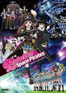 【送料無料】BODACIOUS SPACE PIRATES: COMPLETE COLLECTION (5PC) (アニメ輸入盤DVD)