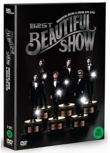 【送料無料】BEAST / BEAST BEAUTIFUL SHOW IN SEOUL: LIVE (3PC) (輸入盤DVD)