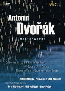 【送料無料】【0】DVORAK/MAISKY/PRAGUE SYM ORCH/ARDASEV / MASTERWORKS (3PC) (輸入盤DVD)