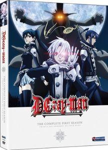 【送料無料】D GRAY-MAN: SEASON ONE (5PC) (アニメ輸入盤DVD)