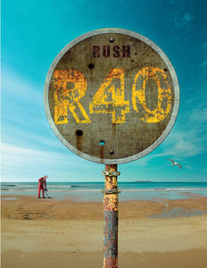 【送料無料】RUSH / R40 (輸入盤DVD)【★】 (ラッシュ)