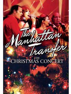 ただ今クーポン発行中です 2020 輸入盤DVD 0 MANHATTAN TRANSFER トランスファー CHRISTMAS マンハッタン CONCERT 全店販売中