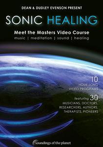 【送料無料】DUDLEY & DEAN EVENSON / SONIC HEALING: MEET THE MASTERS VIDEO COURSE (輸入盤DVD)