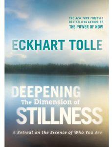 【送料無料】【1】ECKHART TOLLE / DEEPENING THE DIMENSION OF STILLNESS (5PC) (輸入盤DVD)