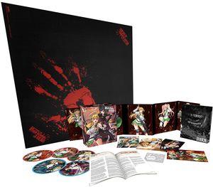 【送料無料】HIGH SCHOOL OF THE DEAD: COMPLETE COLLECTION (5PC) (アニメ輸入盤DVD)