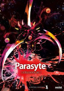【送料無料】PARASYTE - MAXIM COLLECTION 1 (PREMIUM BOX SET) (アニメ輸入盤DVD)