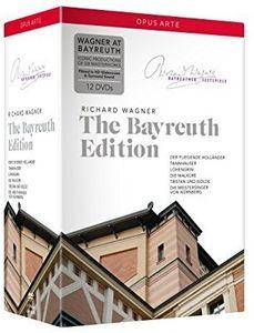 【送料無料】【0】BAYREUTH FESTIVAL ORCHESTRA & CHORUS / BAYREUTH EDITION (12PC) (輸入盤DVD)