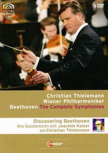 【送料無料】【0】BEETHOVEN/WIENER PHILHARMONIKER/KAISER / SYMPHONIES 1 - 9 (9PC) (輸入盤DVD)