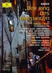 【送料無料】WAGNER / TERFEL / KAUFMANN / BLYTHE / VOIGT / DER RING DES NIBELUNGEN (輸入盤DVD)