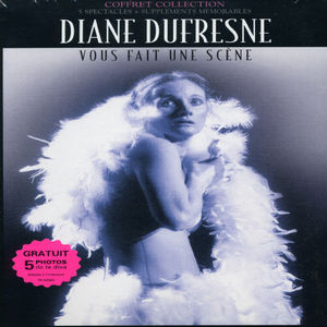 【送料無料】【0】DIANE DUFRESNE / VOUS FAIT UNE CHANSON (5PC) (輸入盤DVD)
