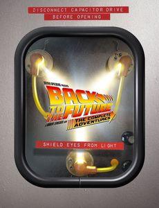 【送料無料】BACK TO THE FUTURE: THE COMPLETE ADVENTURES (アニメ輸入盤DVD)
