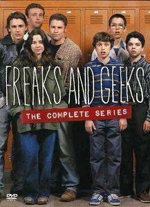 【送料無料】【1】FREAKS & GEEKS: THE COMPLETE SERIES (輸入盤DVD)