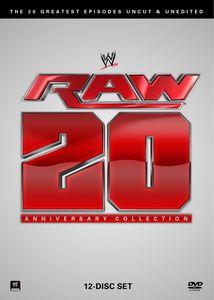 【送料無料】【1】WWE: RAW 20TH ANNIVERSARY COLLECTION - 20 GREATEST (輸入盤DVD)
