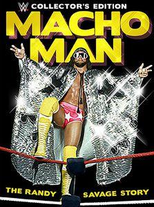 【送料無料】MACHO MAN: THE RANDY SAVAGE STORY (輸入盤DVD)